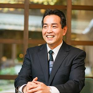 代表取締役社長 田舞 登志徳